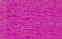 Dekorationskrepp 50 cm x 10 m eosin