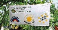 Banner Baumwolle zum Bemalen