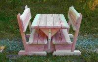 Tisch Krippe Douglasie