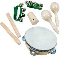 Mini-Orchester, 8 Teile