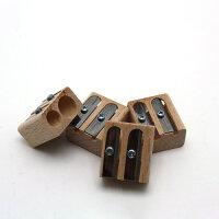 Doppelspitzer aus Holz