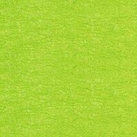 Feinkrepp 50cm x 2,5m hellgrün